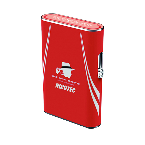 Электронная сигарета NICOTEC 7 Red