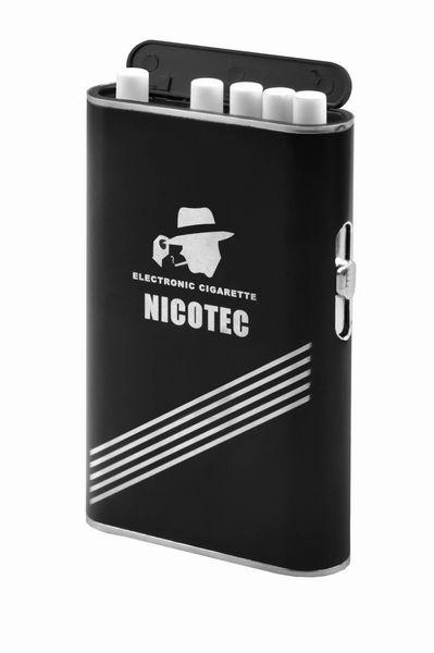 Электронная сигарета Nicotec 7 Black