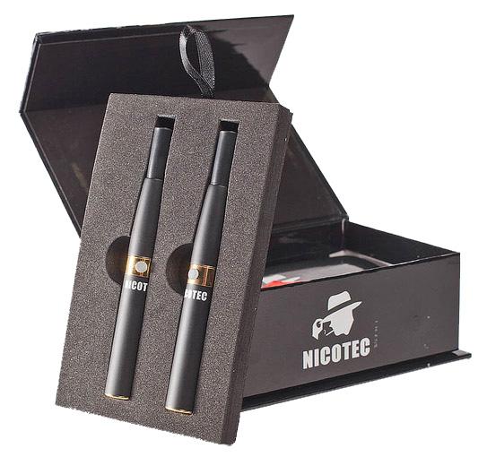Nicotec EGOIST black(2 сигареты)